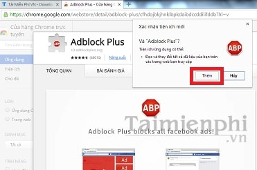 Cách chặn quảng cáo video Youtube trên Cốc Cốc