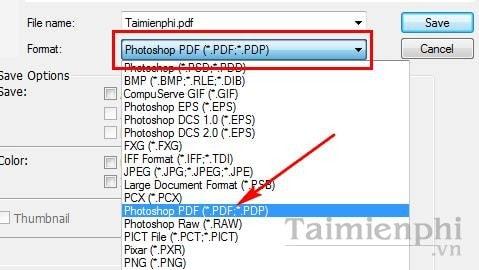 Hướng dẫn chuyển JPG sang PDF, đổi file ảnh sang pdf
