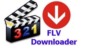 Tai video voi FLV Downloader