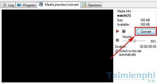 Xem và chuyển đổi video bằng Free Download Manager