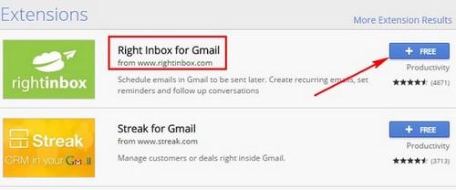 Hẹn giờ gửi email bằng Gmail trên Google Chrome và Cốc Cốc