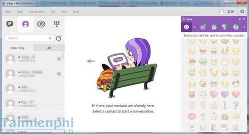 Logout, đăng xuất khỏi Viber trên máy tính phải thực hiện như thế nào? 5