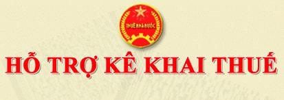 khong in duoc to khai thue xml