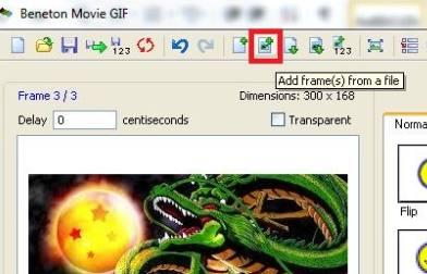 Tao anh dong tu Beneton Movie GIF