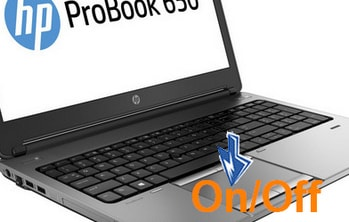 Tắt touchpad HP, tắt chuột cảm ứng Laptop HP