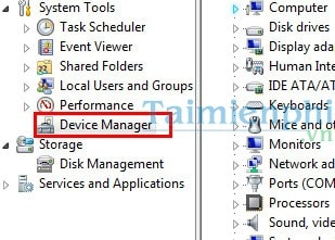 Tắt touchpad HP, tắt chuột cảm ứng Laptop HP 6