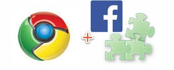 Tien ich Facebook Notifications tren google chrome