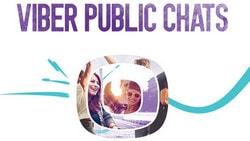 Su dung Public Chat cua viber tren dien thoai