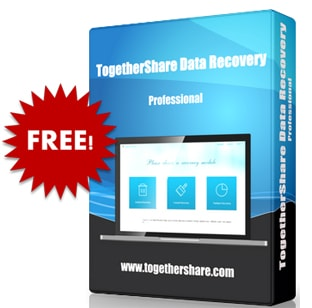 giveaway togethershare data recovery professional