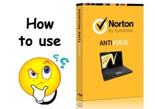 cach su dung norton antivirus