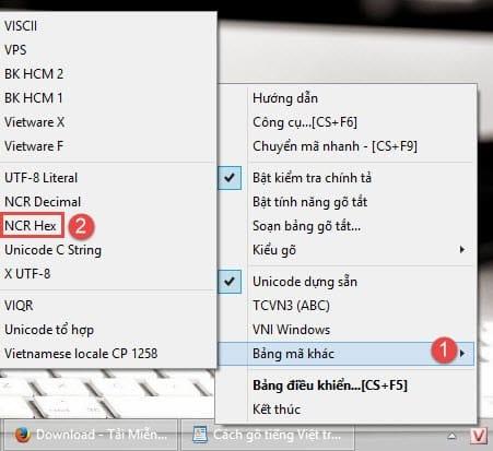 Gõ tiếng Việt trong LOL, chat tiếng việt dấu trong Liên minh huyền thoại bằng Unikey 3