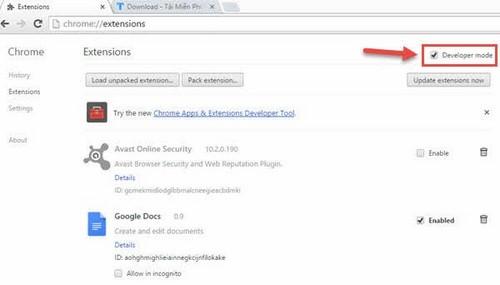 idm extension for google chrome