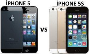 cach phan biet iphone 5 va 5s