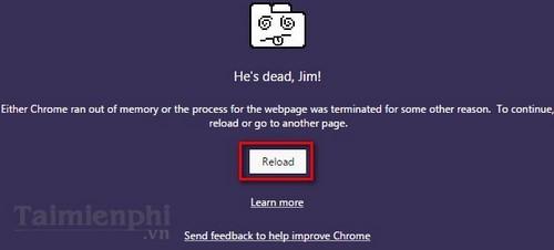 Hướng dẫn cách đóng tab bị treo trên Google Chrome