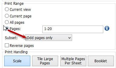 Cách in PDF, in 2 mặt PDF, in nhiều trang PDF trên 1 tờ A4 2
