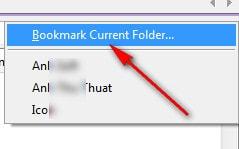 Hướng dẫn tạo và quản lý Bookmark trên CuteFTP