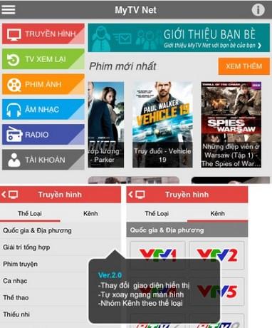TOP 5 ứng dụng xem phim online tốt nhất trên điện thoại di động 3