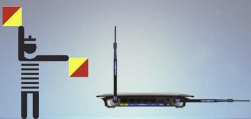 Vị trí đặt modem wifi trong nhà cho sóng khỏe nhất 2