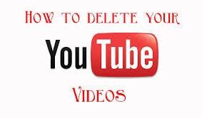 Cách xóa bỏ video vĩnh viễn, delete video trên YouTube