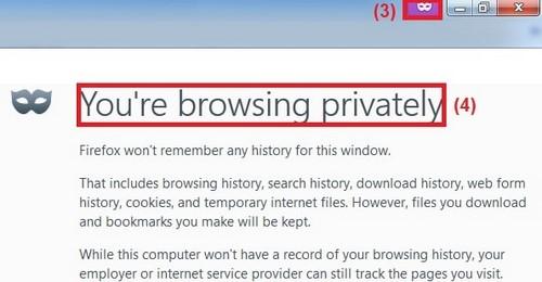 Ẩn danh trên Cốc Cốc và Firefox, lướt web bảo mật trên trình duyệt web Coc Coc và Firefox