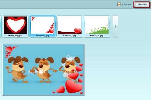 Tạo slide ảnh đẹp long lanh với Slideshow Movie Creator