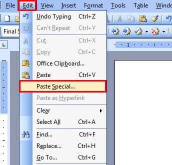 Cách xoá bỏ định dạng Formatting của đoạn văn bản trong Word