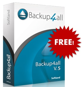 giveaway backup4all lite