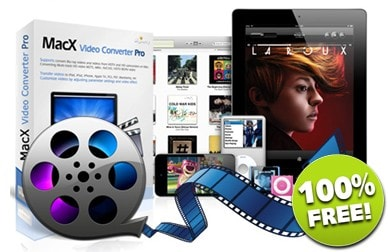 giveaway macx video converter Pro