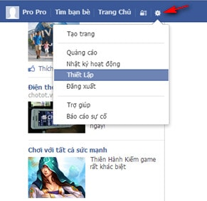 bao mat nick facebook tranh bi hack