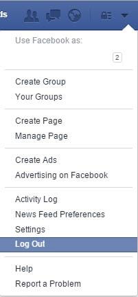 Đăng nhập Facebook bằng Mail, số điện thoại