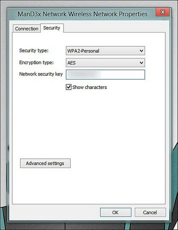 Xem password wifi win 7 8 XP đã lưu trên laptop, máy tính 4