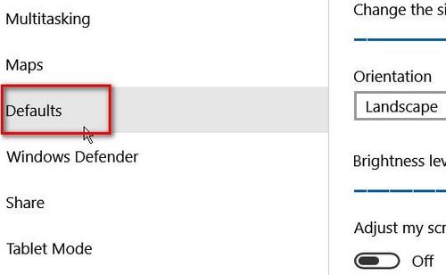 Đặt Project Spartan là trình duyệt mặc định trên Windows 10