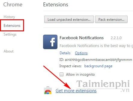 Đổi giao diện đăng nhập vào Facebook với FB Refresh trên Chrome, Cốc Cốc