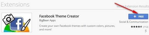 Giao diện hoàn toàn mới cho Facebook trên Chrome, Cốc Cốc