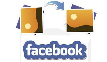 Cách xoay ảnh bị ngược khi đăng lên Facebook
