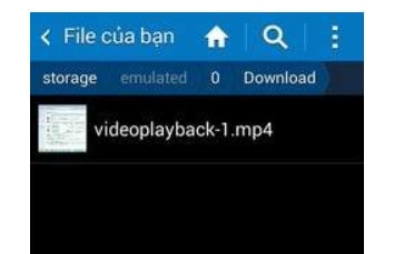 download video youtube tren android khong dung phan mem