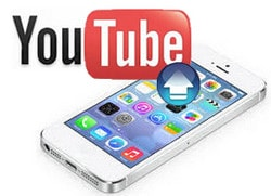 up video len youtube bang iphone