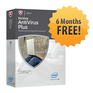 giveaway mcafe antivirus plus