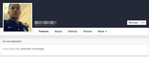 Hướng dẫn chặn tin nhắn kết bạn trên facebook