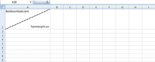 how to break cell in excel
