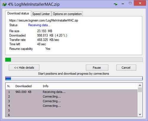 Cách copy link web vào IDM để download, copy đường dẫn vào IDM
