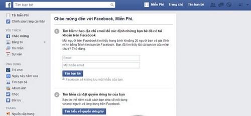 Cách lập Facebook bằng số điện thoại, tạo tài khoản Facebook từ số điện thoại 8