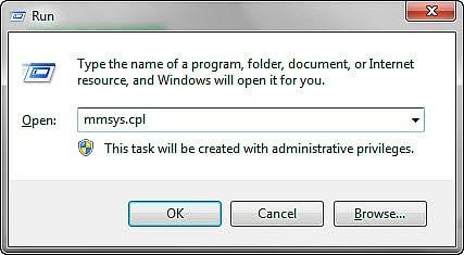 Mất biểu tượng loa, sửa lỗi mất icon volume trên Windows 7, 8, XP