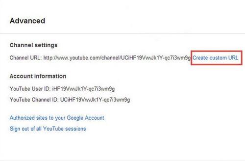 Cách đổi tên kênh Youtube, thay đường dẫn URL nhanh