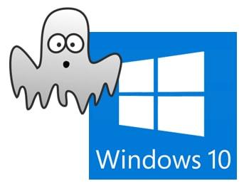 cach ghost windows 10