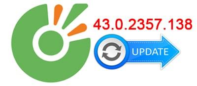Khi đó, để khác phục lỗi này, người dùng phải cập nhật phiên bản mới nhất  của trình duyệt CocCoc hoặc cập nhật phiên bản mới của Adobe Flash Player