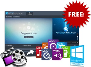giveaway apowersoft video converter studio