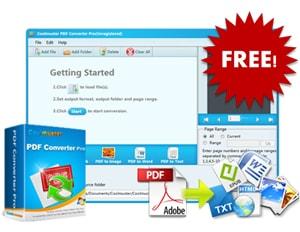 giveaway colmuster pdf creator pro