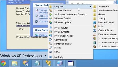 cai dat che do windows xp mode tren windows 8, cai dat win xp mode win 8, cai dat vmware windows xp
