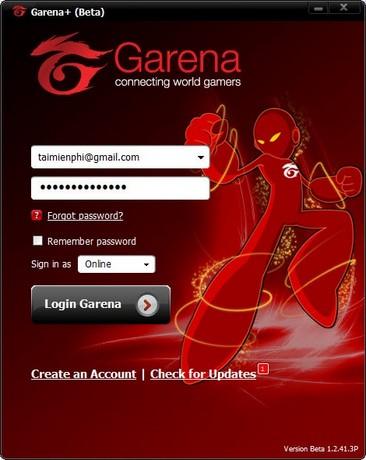 Như vậy là Taimienphi.vn vừa hướng dẫn bạn cách cài Garena, cài Garena chơi  Đế Chế, LOL trực tuyến. Ngoài ra, tải và cài đặt BlueStacks để giả lập  Android ...